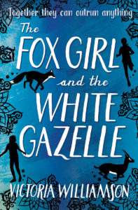 New Kelpies - The Fox Girl and the White Gazelle