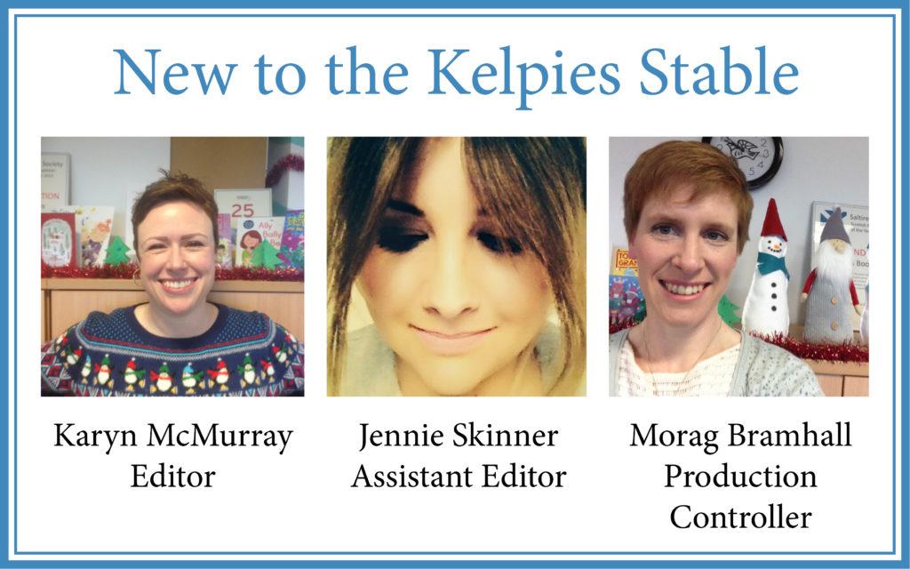 2017 highlights - New Kelpies team members