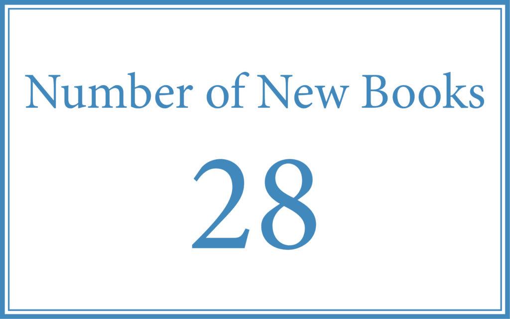 2017 highlights - New books