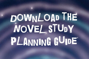 Accidental Time Traveller - Novel Study Planning Guide button