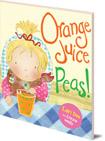 Orange Juice Peas