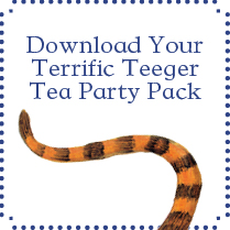 teeger tea party