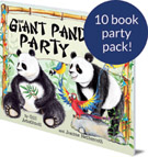 Giant Panda Party 10-Book Party Pack