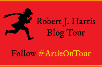 The Blog Tour's Afoot!