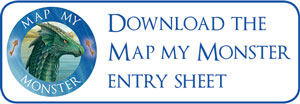 Map My Monster Entry Sheet PDF