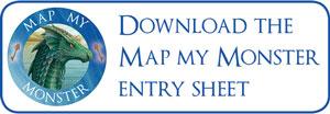 Map My Monster Entry Sheet PDF