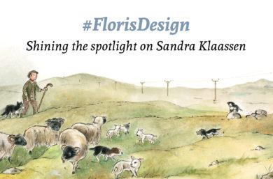 #FlorisDesign meets Sandra Klaassen
