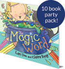 Magic Word 10-Book Party Pack
