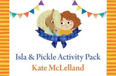 Isla & Pickle Activity Pack
