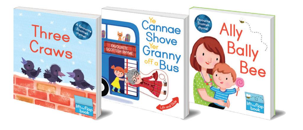 Three Craws, Ye Cannae Shove Yer Granny off a Bus, Ally Bally Bee