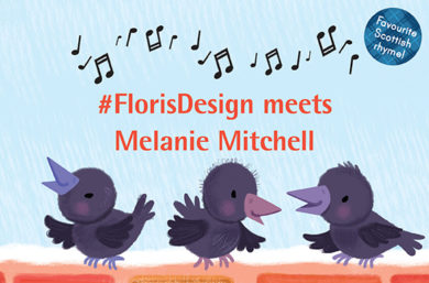 #FlorisDesign meets Melanie Mitchell