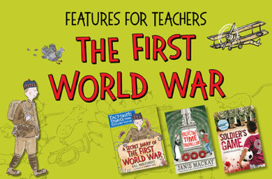 Features for Teachers: The First World War