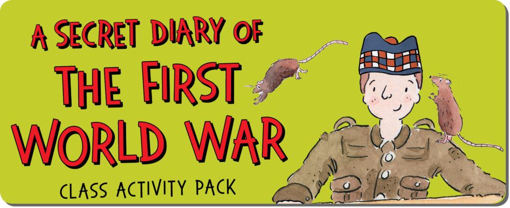 First World War Codebreaker worksheet