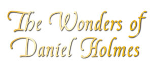 The Elsewhere Emporium - Daniel Holmes book title