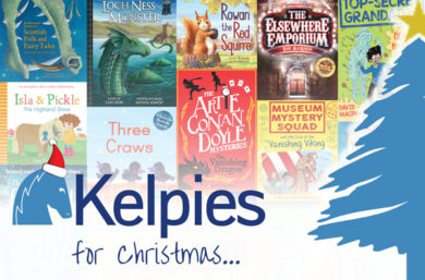 Kelpies for Christmas