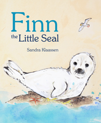 Finn the Little Seal by Sandra Klaassen