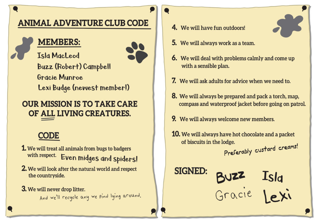 Animal Adventure Club Code