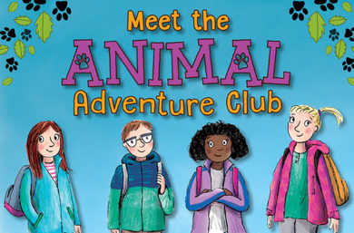 Meet the Animal Adventure Club!