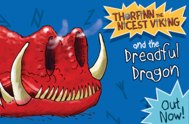 Thorfinn the Nicest Viking: Dragon Care Top Tips