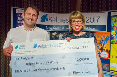 The Kelpies Prize for Writing - Previous Winners