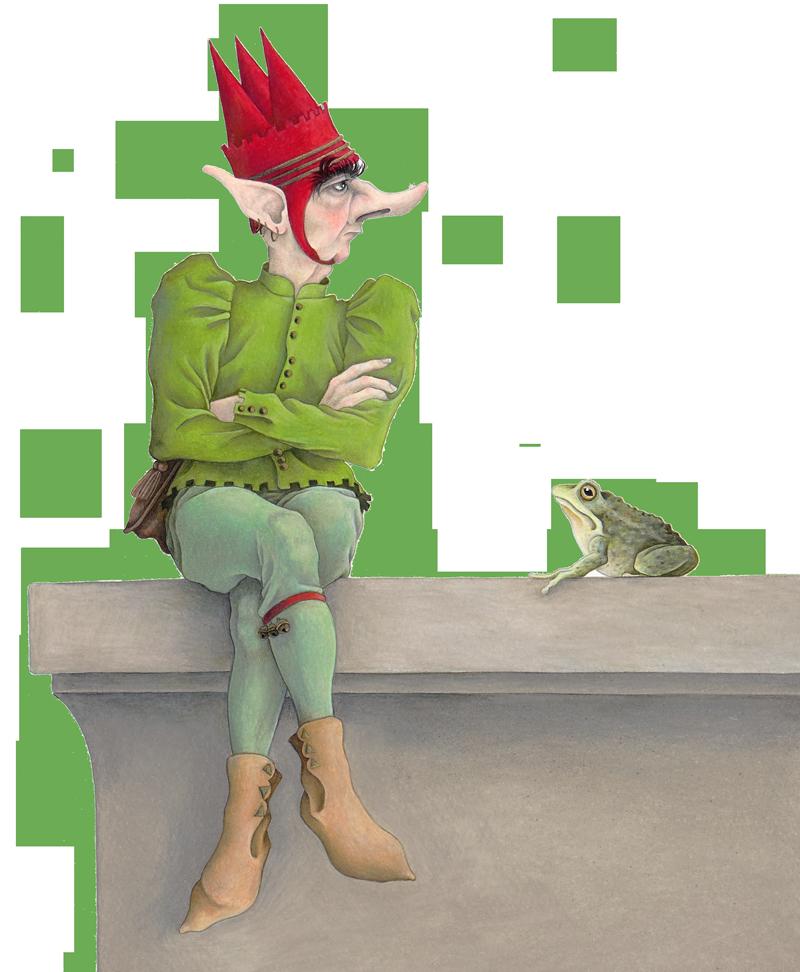 The Redcap Goblin