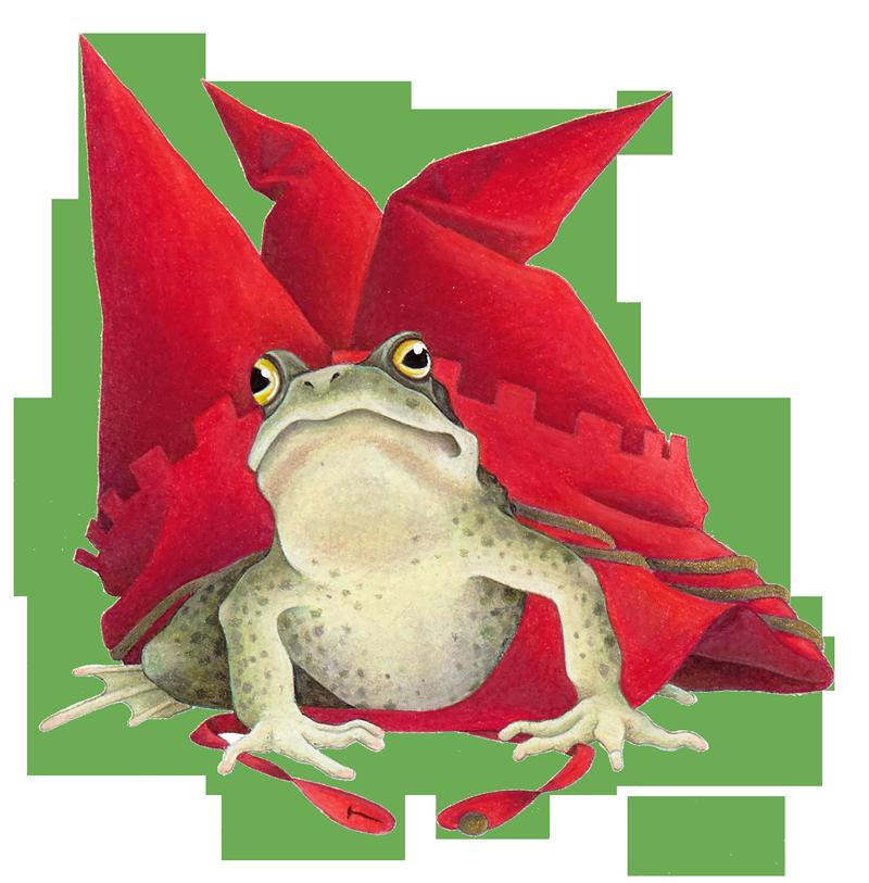 The Redcap Goblin of Caerlaverock Castle