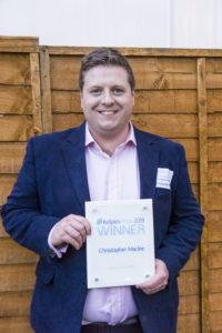 Kelpies Prize 2019 winner - Christopher Mackie