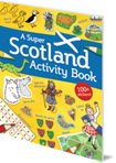 Super Scotland Activity Book