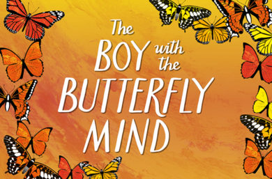 The Boy with the Butterfly Mind: Blog Tour