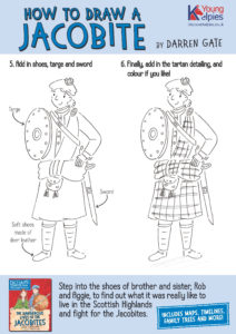 How to Draw a Jacobite Download