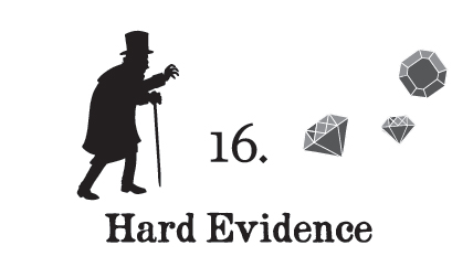 Chapter 16: Hard Evidence