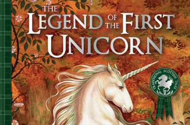 Guest Post: Searching for Unicorns by Lari Don