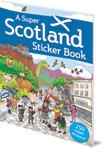 Super Scotland Sticker Book