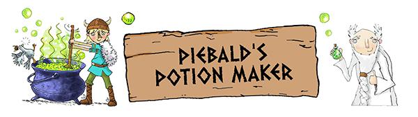 Piebald's Potion Maker