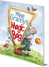 Wee Granny's Magic Bag