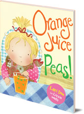 Orange Juice Peas