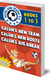 Scotland Stars F.C. series Books 1 to 3