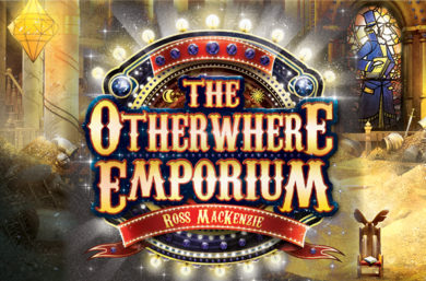 Win a Signed Copy of The Otherwhere Emporium