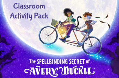 Features for Teachers: The Spellbinding Secret of Avery Buckle