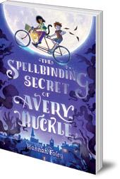 Spellbinding Secret of Avery Buckle