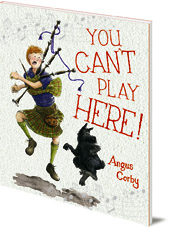 You Can't Play Here!