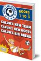 Scotland Stars F.C. series Books 1 to 3
